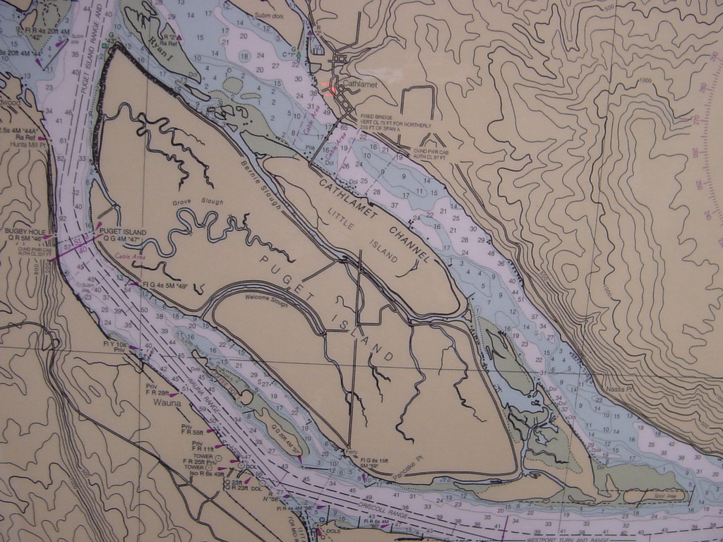 Carry a Chart  The Lower Columbia Estuary Partnership