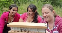 outdoor teacher workshop